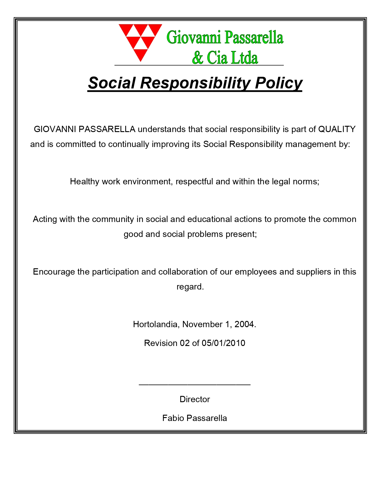 SOCIAL-RESPONSIBILITY-POLICY